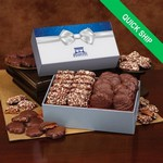 Toffee and Turtles in Gift Box with Bow Sleeve