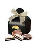 Chocolate Covered Oreos? in Black Gift Box with Your Logo