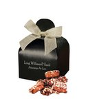 English Butter Toffee Black Gift Box with Your Logo