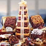 Giant Epicurean Tower - Gift Basket Tower