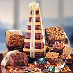 Gift of Elegance Tower - Gift Basket Tower