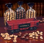 Classic Coal Hopper with Nuts Business Gift