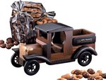 1911 Pick-up Truck with Chocolate Almonds and Jumbo Cashews
