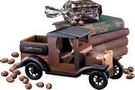 1911 Pick-up Truck with Chocolate Covered Almonds