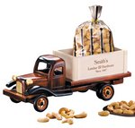 1950's Flat Bed Truck with Extra Fancy Jumbo Cashews