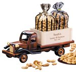 1950's Flat Bed Truck with Cashews and Virginia Peanuts