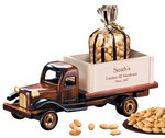 1950's Flat Bed Truck with Choice Virginia Peanuts