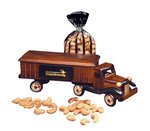 1950's Tractor Trailer Truck with Extra Fancy Jumbo Cashews