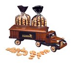 1950's Tractor Trailer Truck with Cashews and Peanuts