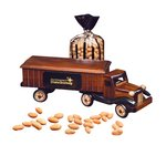 1950's Tractor Trailer Truck with Choice Virginia Peanuts