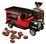 1923 Delivery Truck with Chocolate Covered Almonds