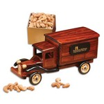 1935-Era Delivery Truck with Extra Fancy Jumbo Cashews