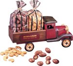 Vintage 1931 Pick-Up Truck with Chocolate Almonds & Cashews