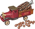 Vintage 1931 Pick-Up Truck with Chocolate Covered Almonds