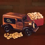 1935-Era Armored Car Bank with Extra Fancy Jumbo Cashews