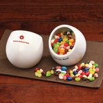 Treat - Eat - Repeat Dish with Jelly Belly® Jelly Beans
