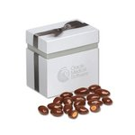 Milk Chocolate Covered Almonds in Elegant Treats Gift Box