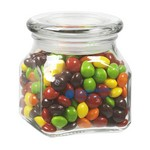 Contemporary Glass Jar - Skittles (10 oz.)