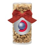 Elegant Gift Tube with Cashews