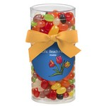 Elegant Gift Tube with Assorted Jelly Beans