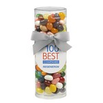 Elegant Gift Tube with Gourmet Jelly Beans