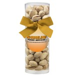 Elegant Gift Tube with Pistachios