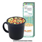 Mug Cake Gift Box - Confetti Cake