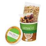 Oatmeal Kit with Fitness Trail Mix