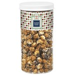 Gourmet White & Dark Chocolate Swirl Popcorn Tub