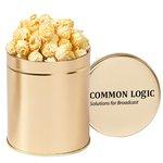 Gourmet Popcorn Tin (Quart) - Chipotle Popcorn