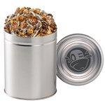 Gourmet Popcorn Tin (Quart) - Midnite Snax? Munch Popcorn
