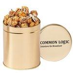 Gourmet Popcorn Tin (Quart) - S'mores Popcorn