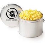 Half Gallon Popcorn Tins - Classic Delight