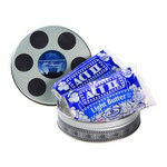Small Film Reel Tin - Microwave Popcorn (2 bags)