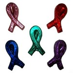 Milk Chocolate Awareness Ribbon