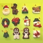 Chocolate Christmas Sweet Bites