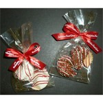 Chocolate Covered Fortune Cookie 2-Pack