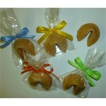 Custom Chocolate Dipped Fortune Cookies