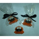 Chocolate Halloween Frog