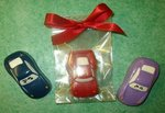 Chocolate Mini Cars Hand Painted