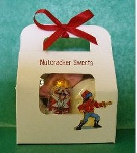Nutcracker Sweets Party Favor Tote