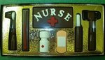 Nurses Chocolate Medical Set