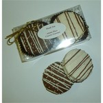 Chocolate Dipped Sandwich Cookie 2 Pack
