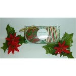 Christmas Chocolate Dipped Sandwich Cookie 2 Pack