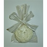 Bride Chocolate Dipped Fancy Sandwich Cookie