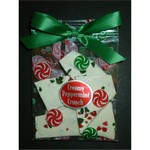 Creamy White Chocolate Peppermint Crunch