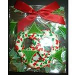 Christmas Tree Pretzel Knot