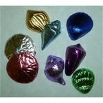 Chocolate Seashells -Bulk Foiled