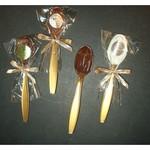 Chocolate Stirring Spoons