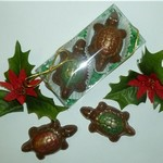 Chocolate Pecan Turtle, Turtles 2 Pack
